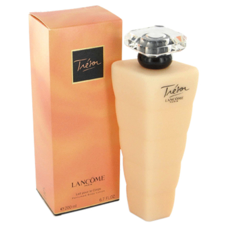 TRESOR by Lancome for Women Body Lotion 6.7 oz