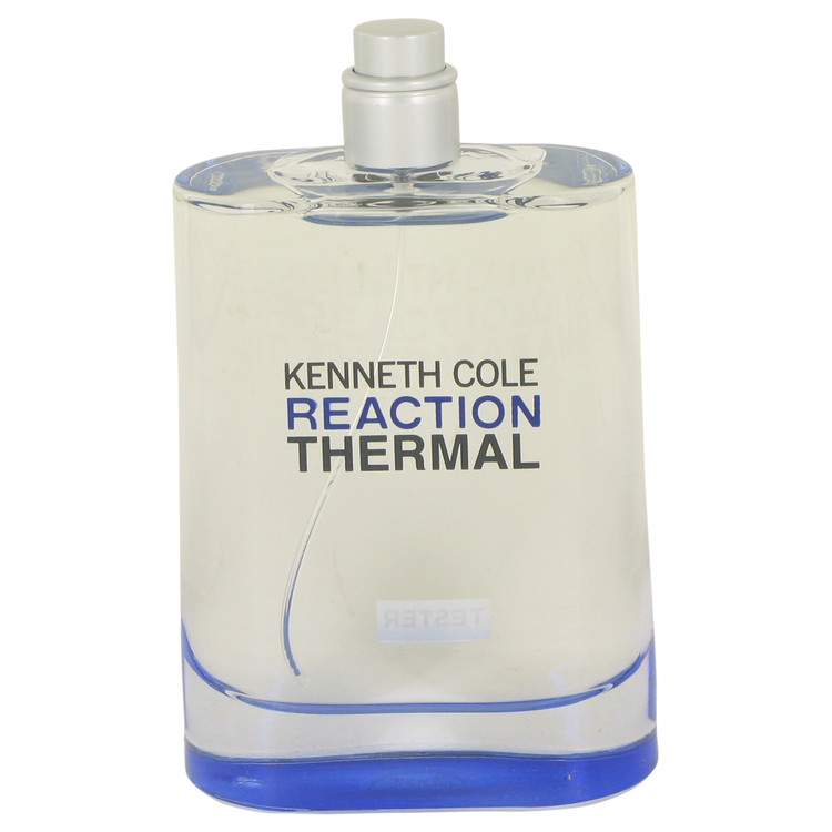 Thermal Reaction by Kenneth Cole for Men Eau De Toilette Spray (Tester) 3.4 oz