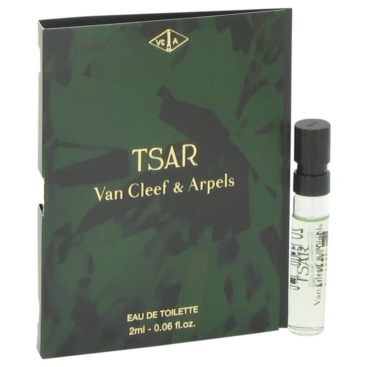 TSAR by Van Cleef & Arpels for Men Vial (sample) .04 oz