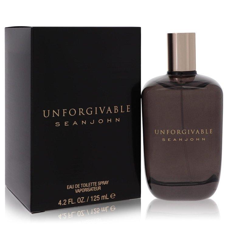 Unforgivable Eau De Toilette Spray By Sean John 125ml