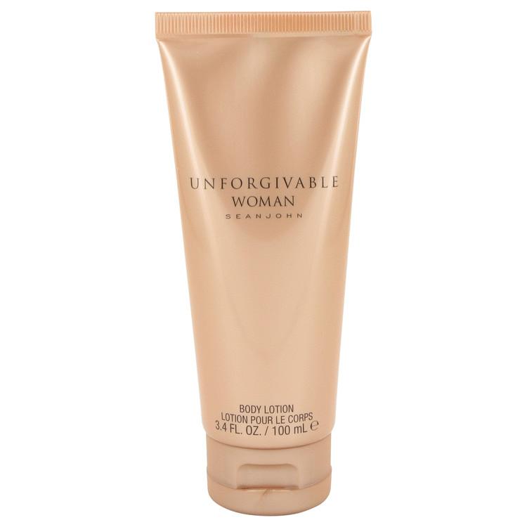 Unforgivable by Sean John for Women Body Lotion 3.4 oz