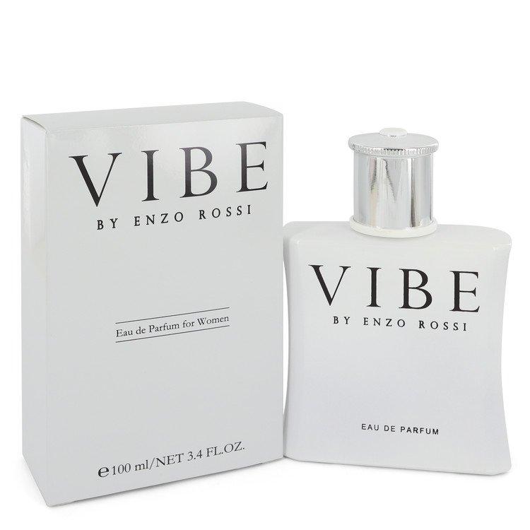 Vibe Eau De Parfum Spray By Enzo Rossi 100ml