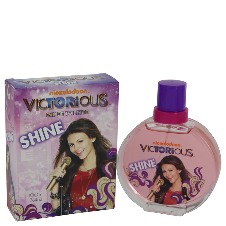 Victorious Shine Eau De Toilette Spray By Marmol and Son 100ml