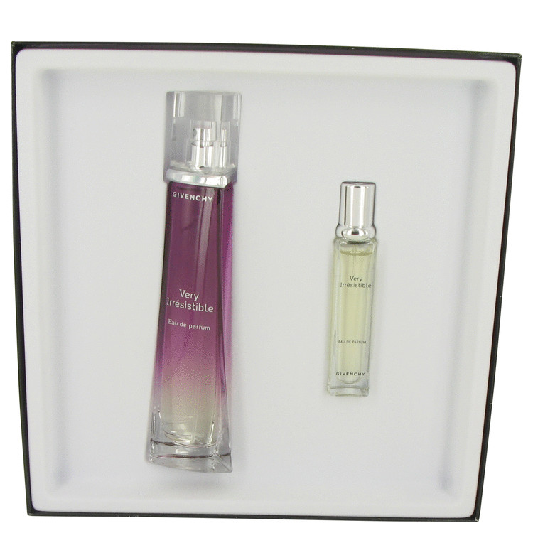 Very Irresistible by Givenchy for Women Gift Set -- 1.7 oz Eau De Parfum Spray + 0.4 oz Mini EDP Spray