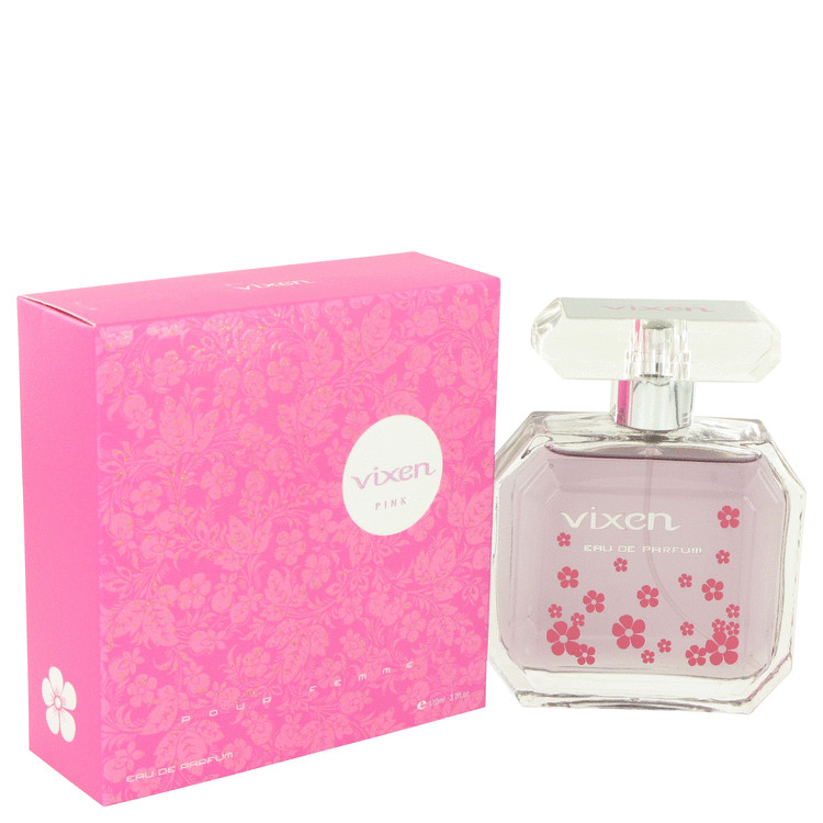 Vixen Pink Eau De Parfum Spray By YZY Perfume 109ml