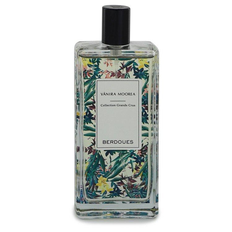 Vanira Moorea Grands Crus Eau De Parfum Spray (Unisex Tester) By Berdoues 100ml