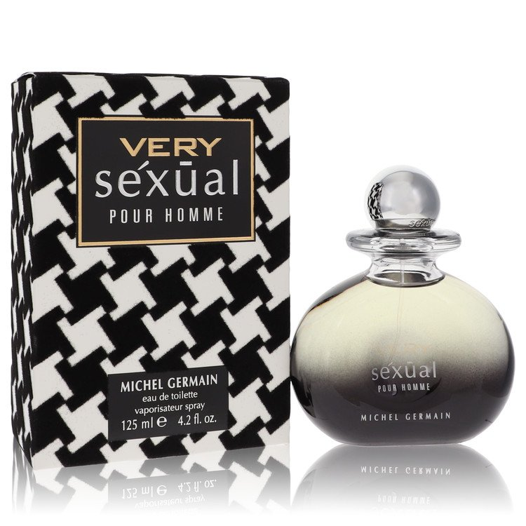 Very Sexual Eau De Toilette Spray By Michel Germain 125ml