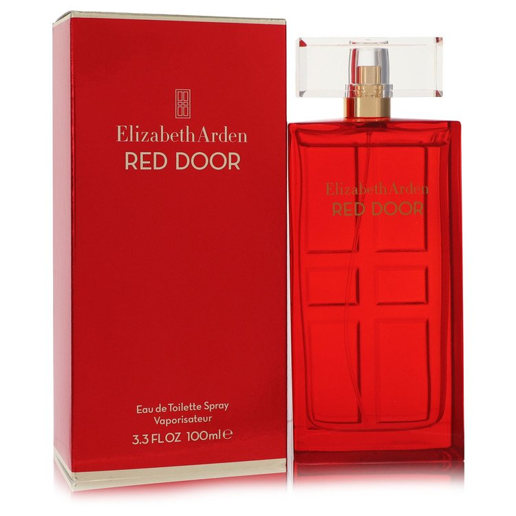 Red Door Eau De Toilette Spray By Elizabeth Arden 100ml