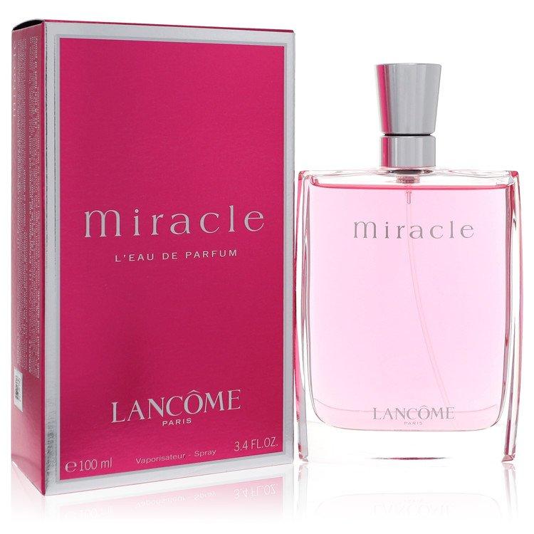 Miracle Eau De Parfum Spray By Lancome 100ml