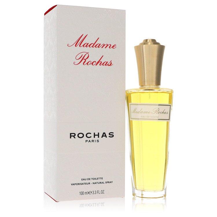 Madame Rochas Eau De Toilette Spray By Rochas 100ml