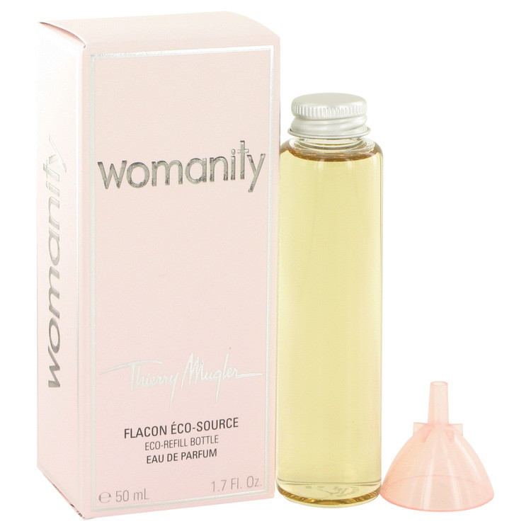 Womanity by Thierry Mugler for Women Eau De Parfum Refill 1.7 oz