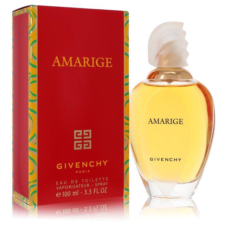 Amarige Eau De Toilette Spray By Givenchy 3.4oz