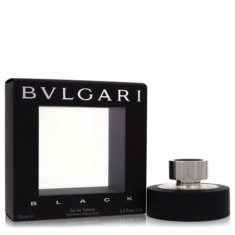 Bvlgari Black Eau De Toilette Spray (Unisex) By Bvlgari 75ml