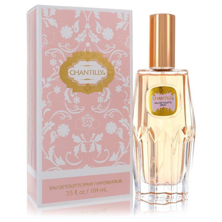 Chantilly Eau De Toilette Spray By Dana 104ml
