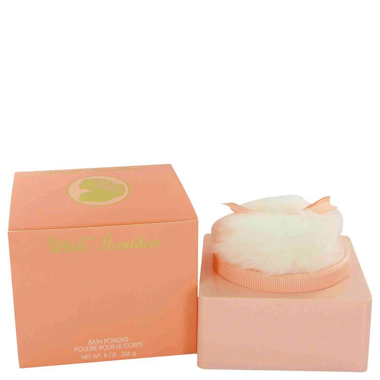 WHITE SHOULDERS by Evyan for Women Bath/Body Powder 8 oz