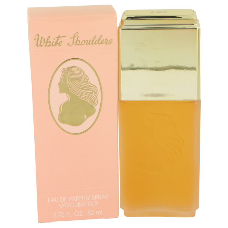 WHITE SHOULDERS by Evyan for Women Eau De Parfum Spray 2.75 oz