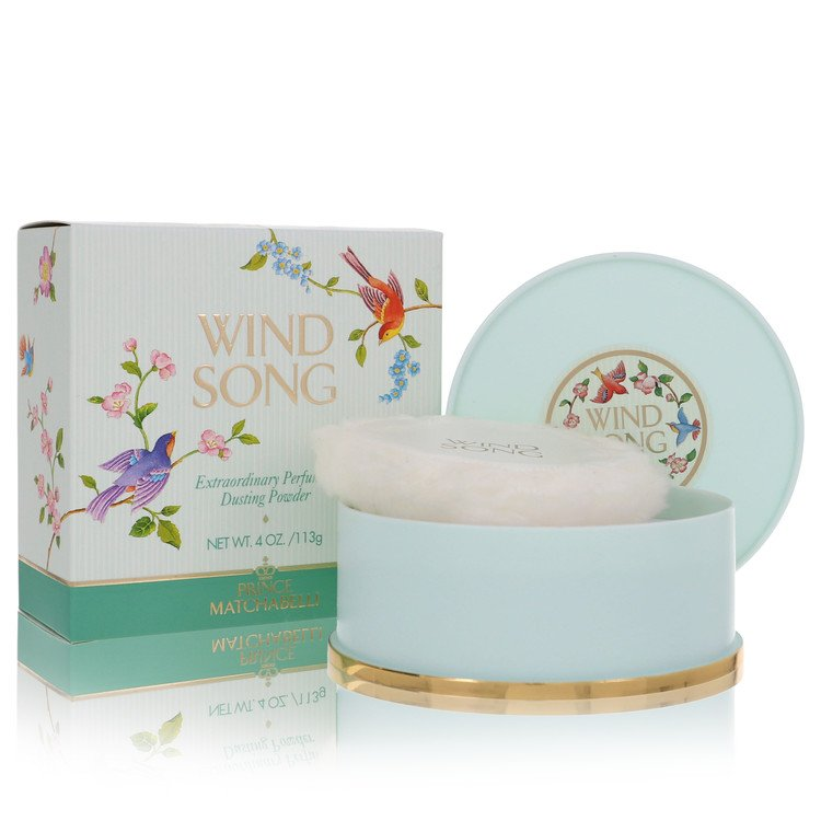 Wind Song Dusting Powder By Prince Matchabelli 120ml