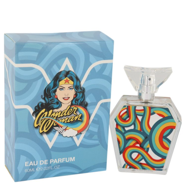 Wonder Woman Eau De Parfum Spray By Marmol and Son 60ml
