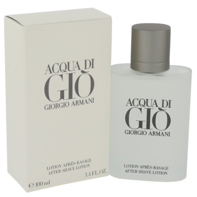 ACQUA DI GIO by Giorgio Armani for Men After Shave 3.3 oz