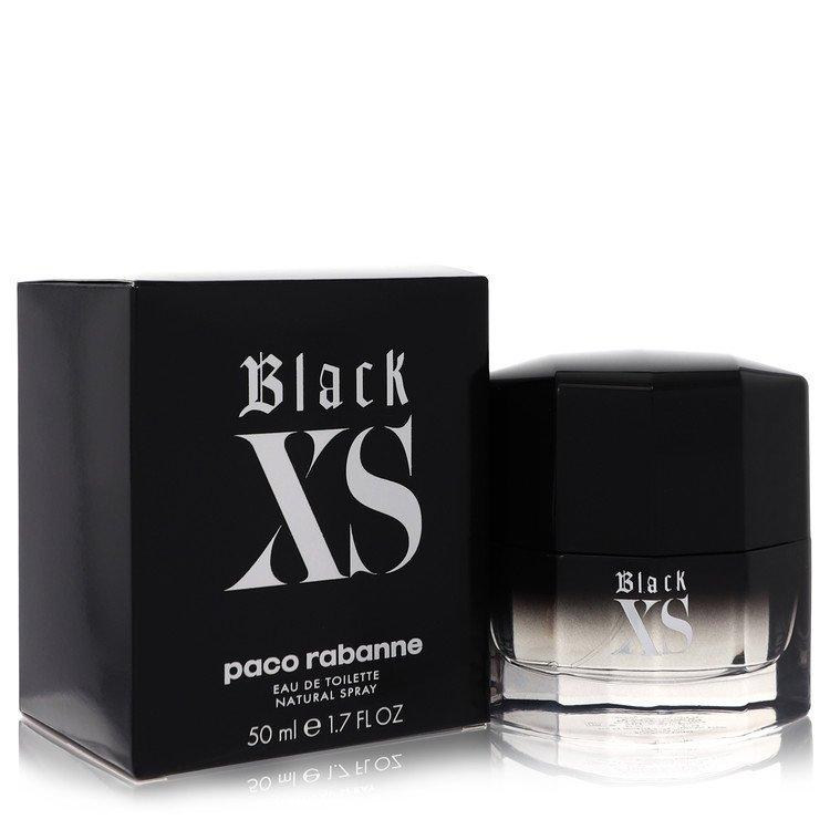 Black Xs Eau De Toilette Spray By Paco Rabanne 1.7oz