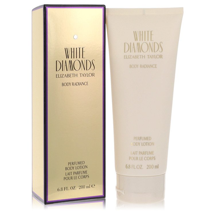 White Diamonds Body Lotion By Elizabeth Taylor 200ml