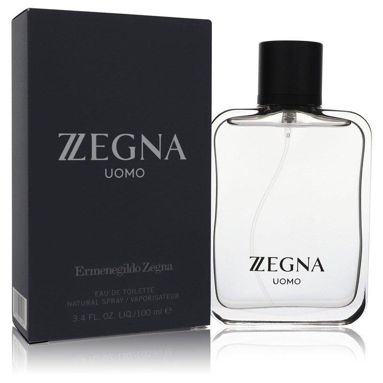 Zegna Uomo Eau De Toilette Spray By Ermenegildo Zegna 100ml