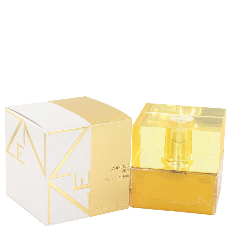 Zen Eau De Parfum Spray By Shiseido 50ml