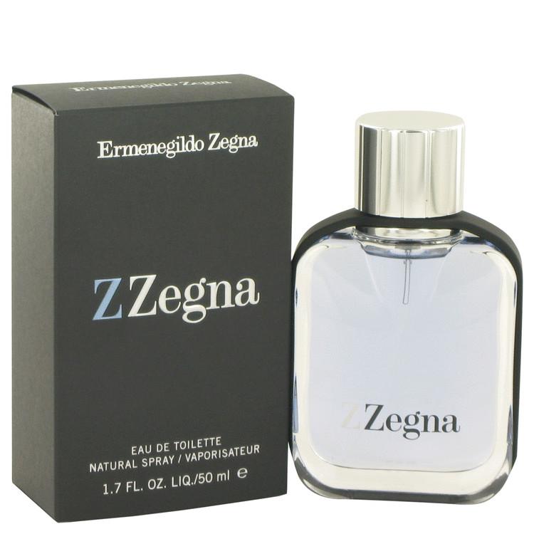 Z Zegna Eau De Toilette Spray By Ermenegildo Zegna 50ml