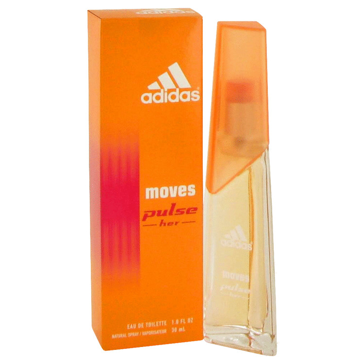 Adidas Moves Pulse by Adidas for Women Eau De Toilette Spray 1 oz