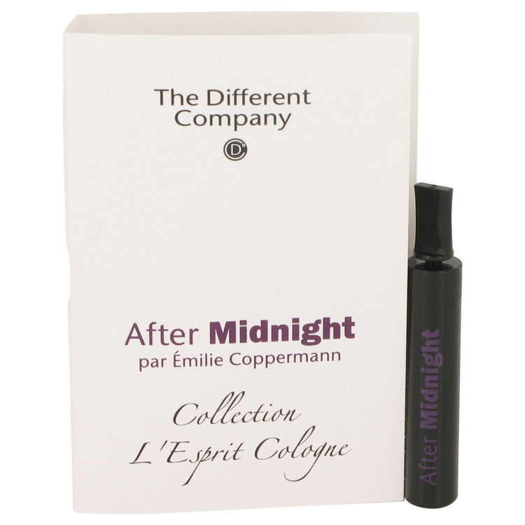After Midnight by The Different Company for Women Vial (Sample) .04 oz