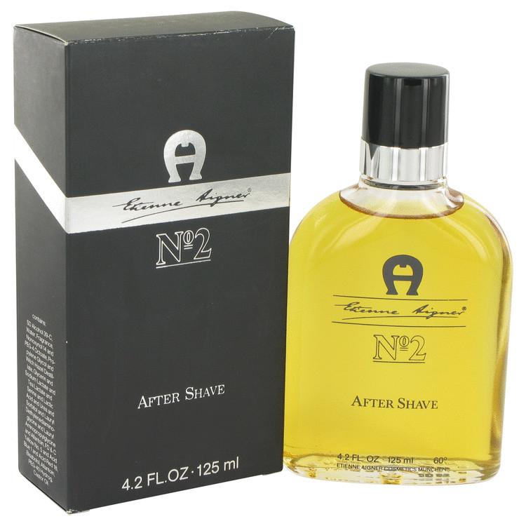 Aigner No 2 by Etienne Aigner for Men After Shave 4.2 oz