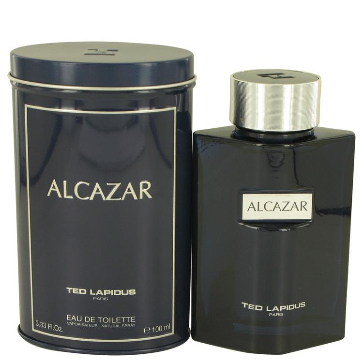 Alcazar by Ted Lapidus for Men Eau De Toilette Spray 3.4 oz