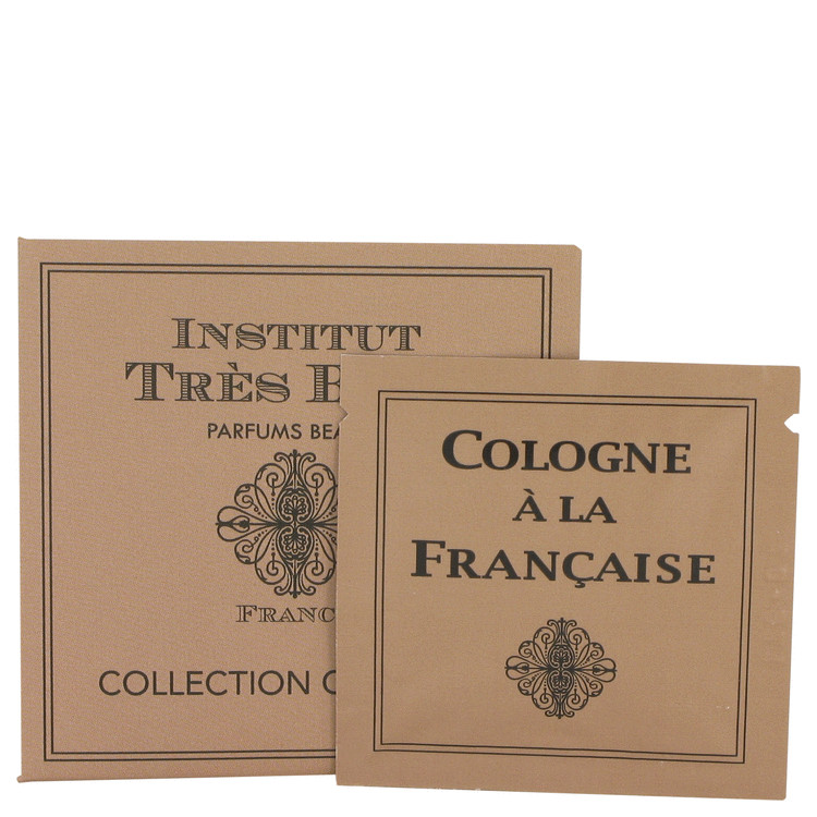 A La Francaise Institut Tres Bien by Institut Tres Bien for Women Sample (Packet) .01 oz