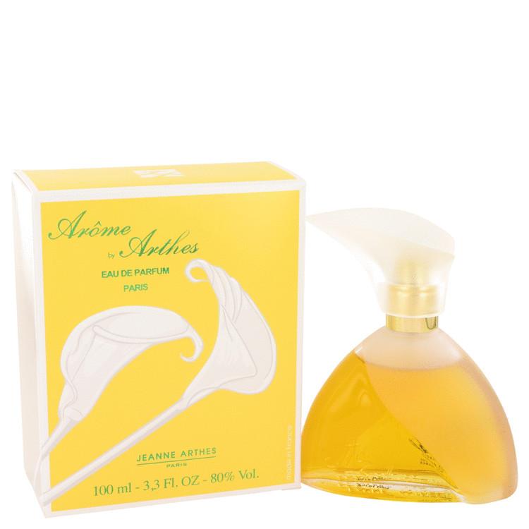 Arome by Jeanne Arthes for Women Eau De Parfum Spray 3.4 oz