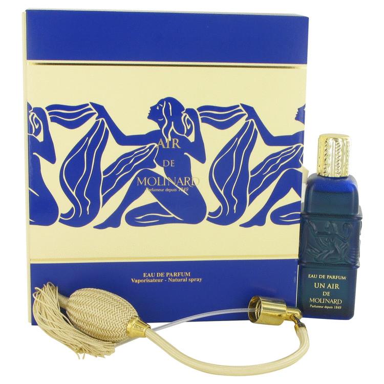 Un Air De Molinard by Molinard for Women Eau De Parfum Spray 3.3 oz