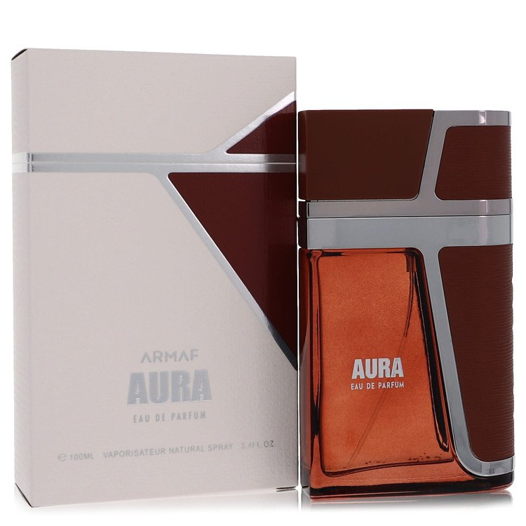 Armaf Aura by Armaf for Men Eau De Parfum Spray 3.4 oz