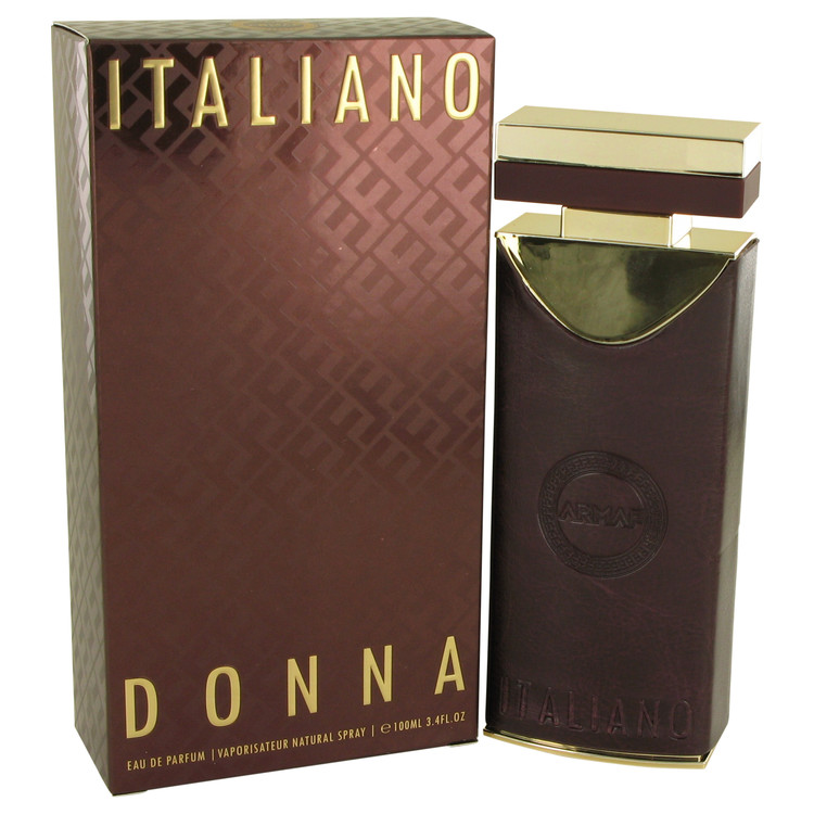 Armaf Italiano Donna by Armaf for Women Eau De Parfum Spray 3.4 oz