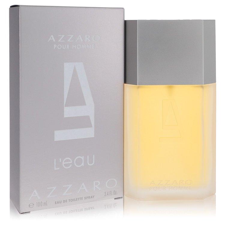 Azzaro L'eau by Loris Azzaro for Men Eau De Toilette Spray 3.4 oz