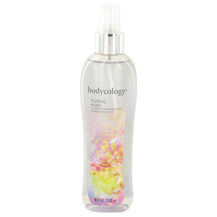 Bodycology Floral Rush by Bodycology for Women Fragrance Mist Spray 8 oz