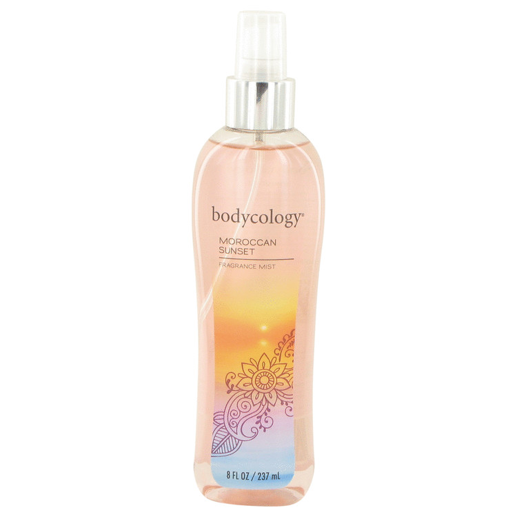 Bodycology Moroccan Sunset by Bodycology for Women Fragrance Mist Spray 8 oz