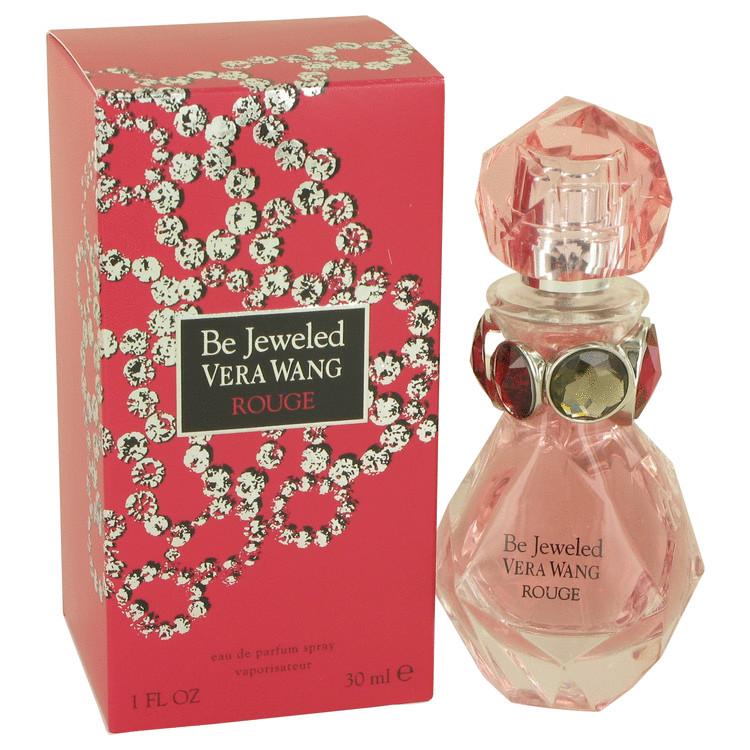Be Jeweled Rouge by Vera Wang for Women Eau De Parfum Spray 1 oz