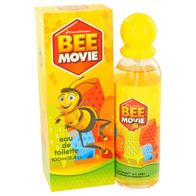 Bee Movie by Dreamworks for Women Eau De Toilette Spray 3.4 oz