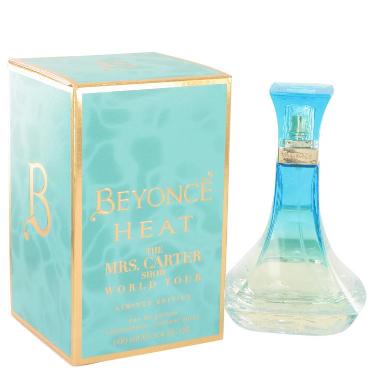Beyonce Heat The Mrs. Carter by Beyonce for Women Eau De Parfum Spray 3.4 oz