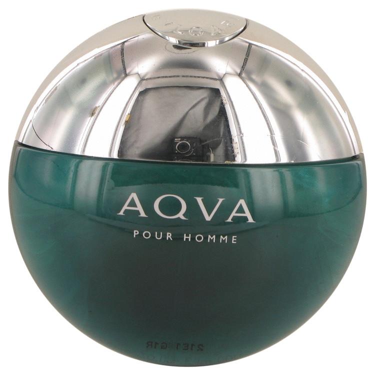 AQUA POUR HOMME by Bvlgari for Men Eau De Toilette Spray (unboxed) 3.4 oz
