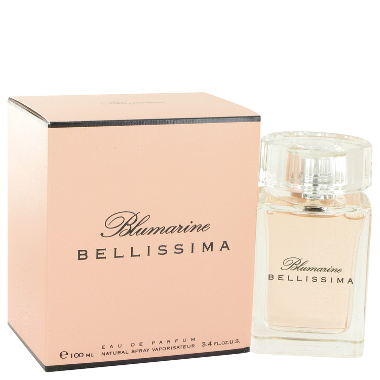 Blumarine Bellissima by Blumarine Parfums for Women Eau De Parfum Spray 3.4 oz
