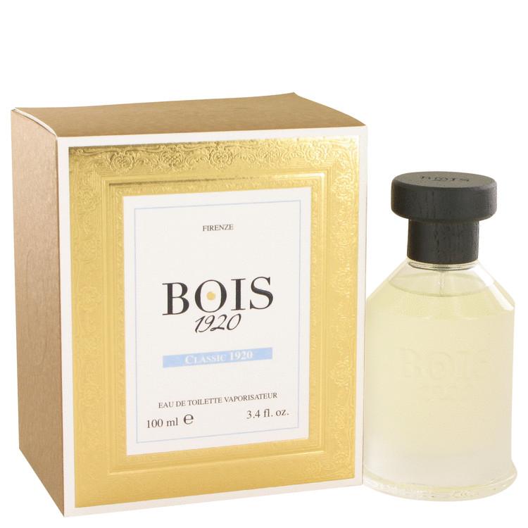 Bois Classic 1920 by Bois 1920 for Women Eau De Toilette Spray (Unisex) 3.4 oz