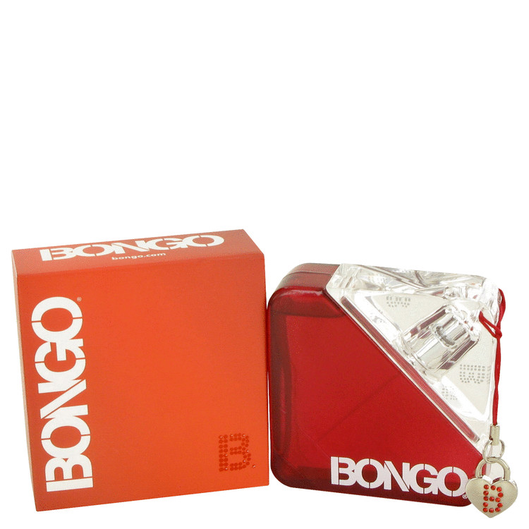 Bongo by Iconix for Women Eau De Toilette Spray 3.4 oz