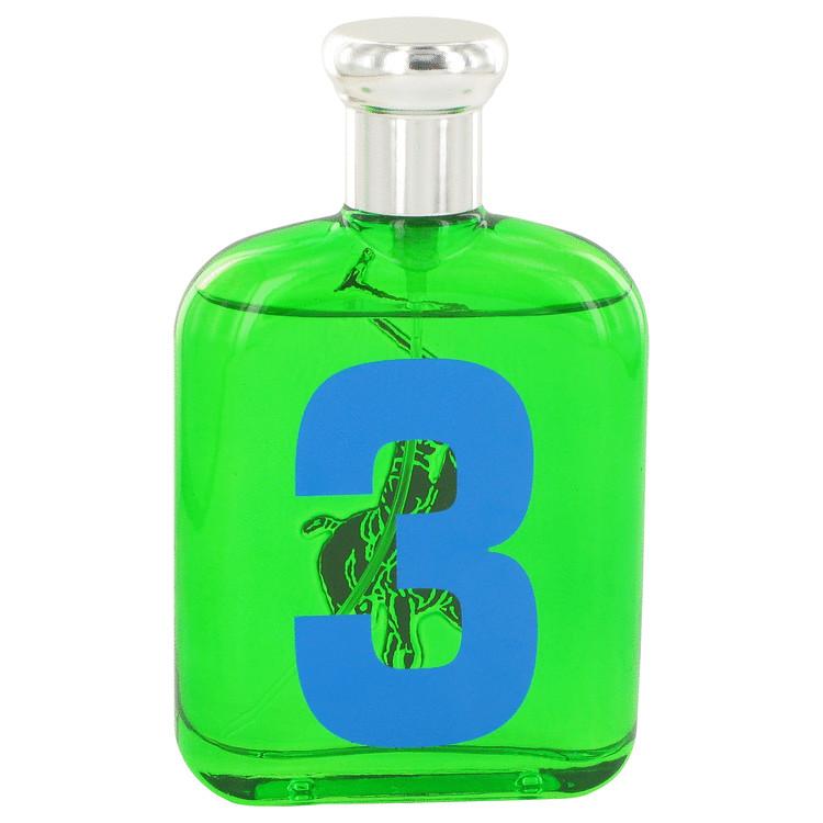 Big Pony Green by Ralph Lauren for Men Eau De Toilette Spray (Tester) 4.2 oz
