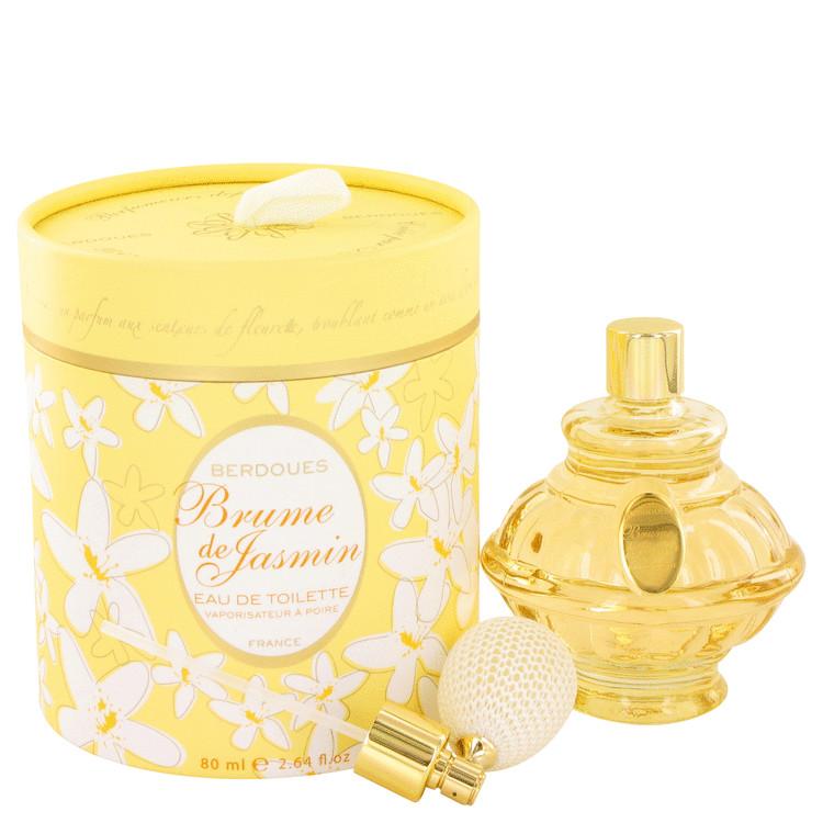 Brume De Jasmin by Berdoues for Women Eau De Toilette Spray 2.64 oz