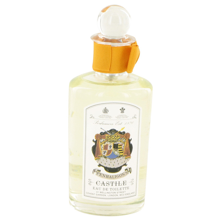 Castile by Penhaligon's for Men Eau De Toilette Spray (Tester) 3.4 oz